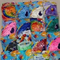 Balon Latex Doff Isi 100 Pcs Ukuran 12 Inch