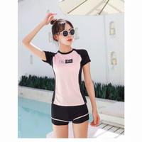 Baju renang remaja / baju renang wanita dewasa/swimsuit 2pc