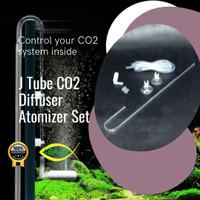 J Tube CO2 Diffuser Atomizer Set