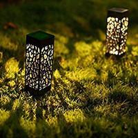 Lampu Taman SOLAR Tancap | Lampu Outdoor LED Tenaga Surya WATERPROOF