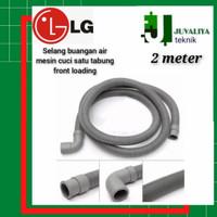 selang pembuangan air mesin cuci LG 2 meter
