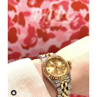 Bape Type 6 Bapex Diamond Jubille Bracelet for woman watch