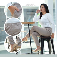 Celana Panjang Wanita BAGGY PANTS CEWEK Celana Wanita Jumbo-MurahCOD