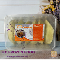 KC Frozen - Pizza Lipat Goreng Mozarella Isi 6 Pcs / Pizza Goreng Box