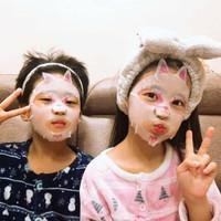 Masker Wajah Anak Original Korea isi 5pc / Kids Facial Mask Korea