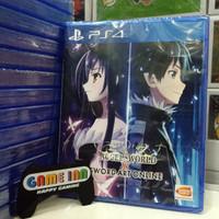 Game PS4 - Accel World VS Sword Art Online - reg 3