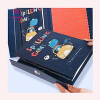 Mainan Edukasi Anak Buku Belajar Susun Kosakata - SPELLING GAME BOOK