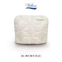 Bantal Pinggang Memory Foam / Willow Pillow Back Cushion Memory Foam