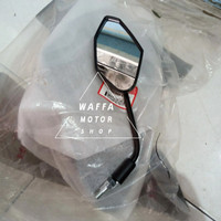 Kaca spion kiri vario 125/150 new led esp 2018-2020 original