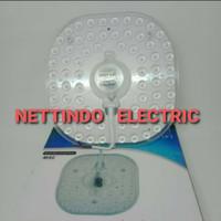 LAMPU CEILING MODUL LED TL RING 36 W /MODUL KAP BARET MAGNET 36Watt - 3 colour