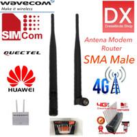 Antena SMA MALE Modem Huawei B525, B315, B315 ROUTER DAN MODEM POOL