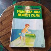 BUKU PENDIDIKAN ANAK MENURUT ISLAM