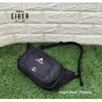TAS PINGGANG EIGER WAIST BAG WALL RUN Art. 4105