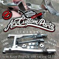 Arm kaze pnp cb 100 cb racing gl 100 gl pro dll detail original