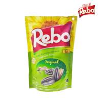 Rebo Kuaci Bundling 2 PCS - Varian Original 300 Gr + Green Tea 70 Gr