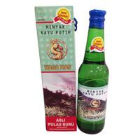 Termurah Minyak Kayu Putih NAGA MAS Super Asli Pulau Buru 330ml
