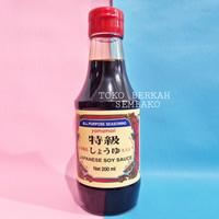 Yamamori Japanese Soy Sauce 200ml / Kecap Asin Jepang Soya