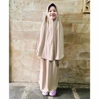 Gamis Anak Syar'i 1 - 8 Tahun Maxkenzo Baju Anak Dress BerKualitas