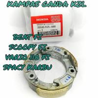 Kampas Ganda KZL BEAT FI VARIO 110 FI SCOOPY FI kualitas original asli