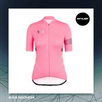 COOLMAX RCC Pro Team Women Cycle Jersey PINK - Baju Sepeda Wanita ACM