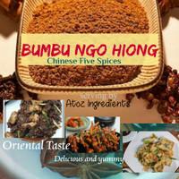 Chinese Five Spice 250gram / Bumbu Ngo Hiong / Ngohiong 250gram