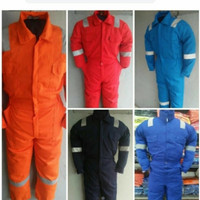 baju safety wearpack over all