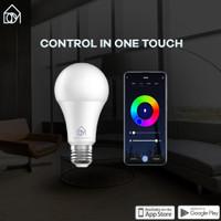 Promo!! Smart LED Bulb RGB+WW/CW Wifi