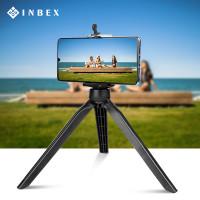 INBEX Tripod Kamera/Portable Desktop Tabletop Tripod with 1/4 Screw