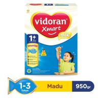 VIDORAN XMART 1+ NUTRIPLEX SUSU FORMULA MADU & VANILLA 950 Gr