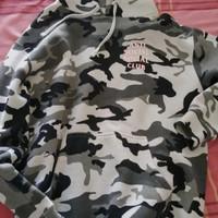 anti social social club camo hoodie