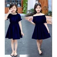 BAju Anak Cewek Dress Anak Perempuan USia Umur 7 8 9 10 TAhun TerMurah