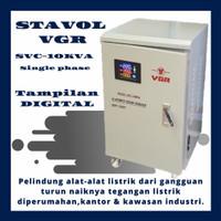 Stavolt VGR SVC-10KVA Single Phase - Stabilizer Listrik VGR 10000 watt
