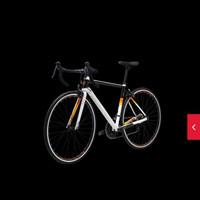 Sepeda Roadbike / sepeda balap Polygon stratos S3 garansi