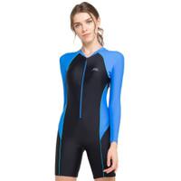 Opelon Pakaian Renang Wanita - Diving Suit Black