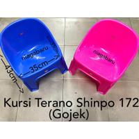Kursi / Bangku Anak Plastik Terano 172 Shinpo