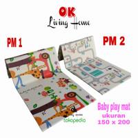 karpet anak, play mat baby,karpet baby 150 x 200 x 0,8 cm