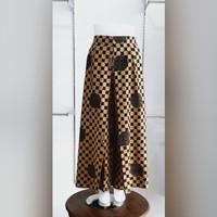 Celana Batik Kulot Sogan