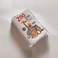 FLIPPER ZOO ZOO Memory Card (Melatih memory anak anak)