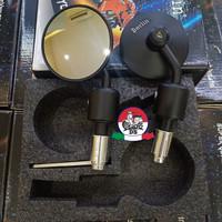 Spion Jalu Bar End Oberon Black Universal Vespa Sprint Prima S
