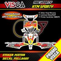Striping Decal Mio Sporty Full Body KTM Sporty
