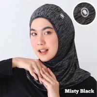 Hijab Sport Misty Kerudung Olahraga Senam Renang Bersepeda
