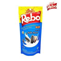 Rebo Kuaci Bundling 3 PCS - Varian Rasa Milk 70 Gram