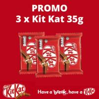 PROMO KitKat 4F banded 3pcs [35 gr]
