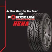 Ban Mobil Forceum 205/50 R15 HENA Toko Surabaya 205 50 15