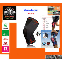Penyangga Lutut Atletik Import Adjustable Knee Brace