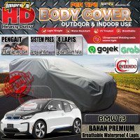 IMPREZA HD BMW i3 - Cover Mobil Premium Breathable 4 Lapis - Outdoor