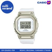 CASIO G-SHOCK GM-S5600G-7DR/GMS5600G-7 ORIGINAL & GARANSI RESMI
