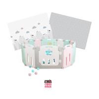 Bundling Fold Fence Starlight + Pure Soft Mat Happy Way