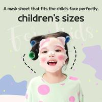 Kids Moisturizing Mask Sheet / Masker Wajah Anak Original Korea