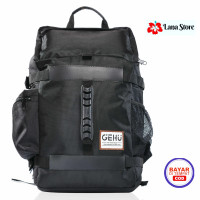 Tas Ransel Backpack Laptop Multifungsi Pria Distro GEHU GHT 014